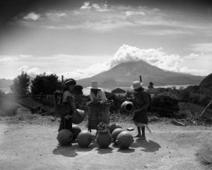 Lake Atitlán, 1930 / State Archives of Florida