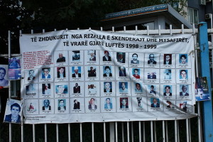 Kosovo War Memorial, Pristina / C. POLI, 2012.