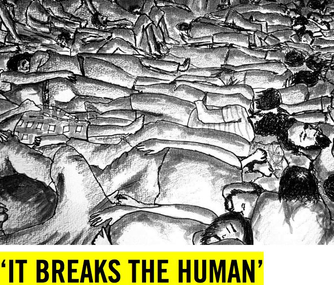 hrdag hrdag and amnesty international prison mortality in syria