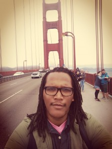Andre Stephens in San Francisco, summer 2016