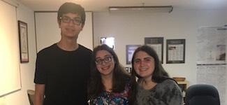 2018 HRDAG Gus Brocchini, Erin Lipman, Maria Gargiulo