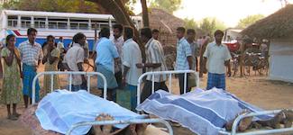 Counting Dead Sri Lanka